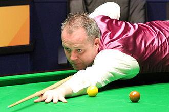 Snooker world rankings 1999/2000 - Image: John Higgins PHC 2012