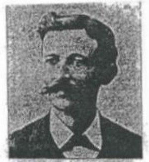 John James Kingsbury - Image: John James Kingsbury Queensland Politician