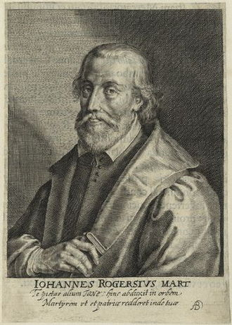 Science and invention in Birmingham - John Rogers, the compiler and editor of the 1537 Matthew Bible