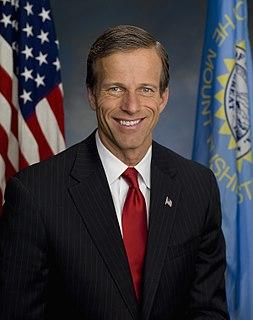 John Thune United States Senator from South Dakota