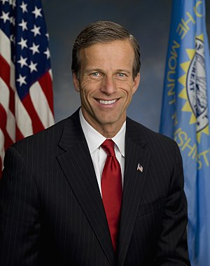 Official portrait of United States Senator (R-SD).