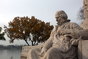 John Ericsson National Memorial - Image: John ericsson memorial closeup