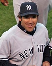 Johnny damon ny yankees 2
