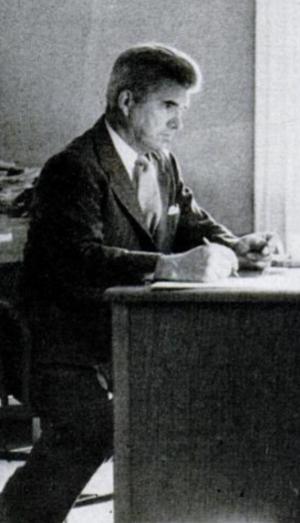 Joseph Banks Rhine - Image: Joseph Banks Rhine parapsychologist