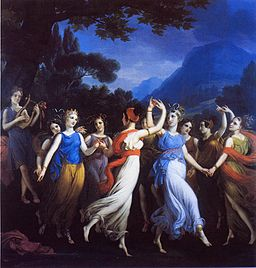 Joseph Paelinck - The Dance of the Muses