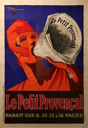 Le Petit Provençal - Poster for Le Petit Provençal