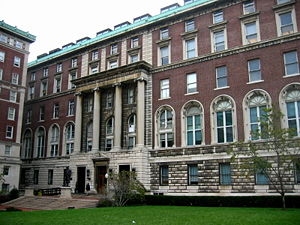 Columbia University Graduate School of Journalism cover