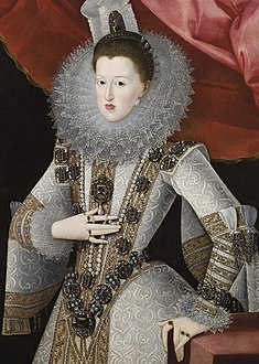 Juan Pantoja de la Cruz and Studio - Margaret of Austria, Queen of Spain.jpg