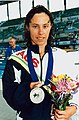 Judith Young 100m fly silver.jpg
