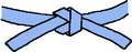 Judo light blue belt.png