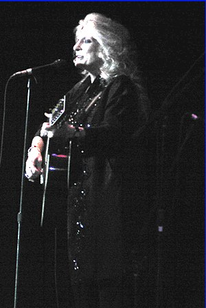 Judy Collins - Judy Collins in performance, 2003