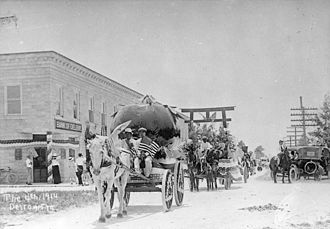 Delray Beach, Florida - Independence Day parade, July 4, 1914.