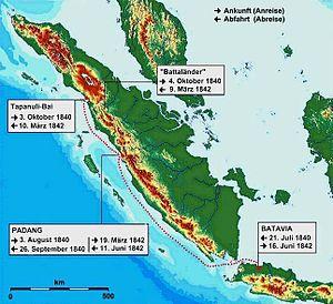 Padang datiert