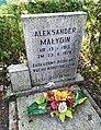 Junikowo, Poznan, Aleksander Małygin, komunista.jpg