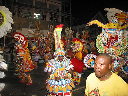 Junkanoo celebration in Nassau Junkanoo.jpg