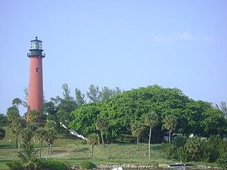 Jupiter, Florida - Jupiter Inlet Lighthouse