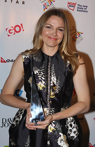 Play School (Australian TV series) - Current presenter Justine Clarke