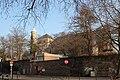 Köln Mauer und Klostergelände Am Pantaleonsberg.JPG