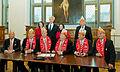 Kölner Dreigestirn - Unterzeichnung Sessionsvertrag im Senatssaal-5387.jpg