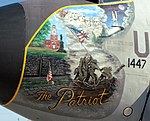 KC-135E Stratotanker with patriotic nose art-1447cropped.jpg