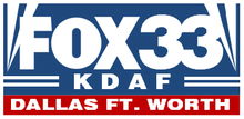 Former KDAF logo used when under Fox ownership