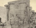KITLV 87947 - Unknown - Remains of the karnar Makhar temple Bharhut in British India - 1897.tif