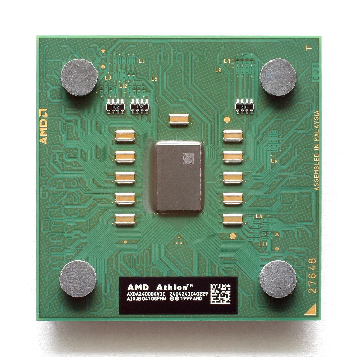 AMD Athlon - Wikipedia, la enciclopedia libre  Athlon