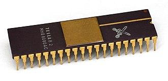 Tesla (Czechoslovak company) - Tesla MHB 8080 (Intel 8080).