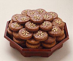 KOCIS yakgwa, honey cookies (4646996556).jpg
