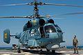 Kamov Ka-27 helicopter, Ukrainian Navy-1.jpg