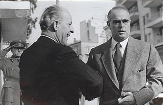 Konstantinos Karamanlis - Karamanlis as Prime Minister