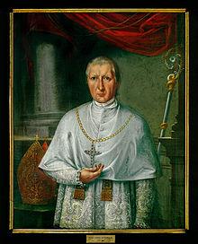 Karl Kaspar Reitenberger als Abt von Tepl (Quelle: Wikimedia)