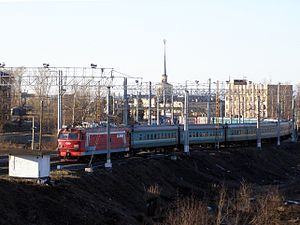 Karelia train in Petrozavodsk, Russia.jpeg