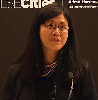 Karen Seto geographer, urban and land change scientist and professor at Yale University