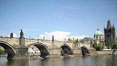 Most Karola w Pradze – Wikipedia, wolna encyklopedia