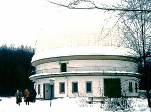 Karl Schwarzschild Observatory - Image: Karl Schwarzschild Observatorium