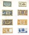 Karmsund folkemuseum (Regional Museum) Haugesund Norway 2020-06-10 Gamle norske sedler Misc old Norwegian banknotes 1917–1984 Lighter contrasts 00322.jpg