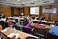 Karunakaram Suryanarayana Murali - Group Presentation - VMPME Workshop - Science City - Kolkata 2015-07-17 9503.JPG