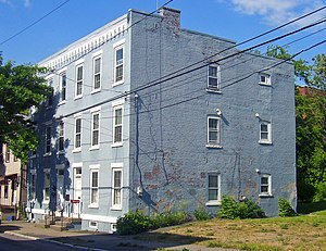 Kate Mullany House