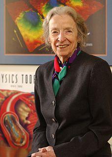 Katharine Blodgett Gebbie American astrophysicist
