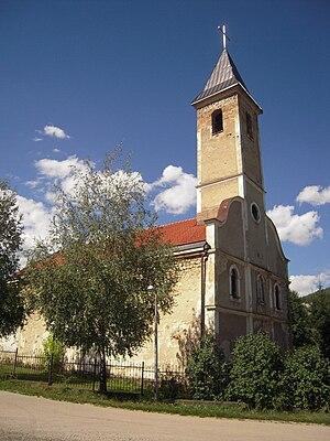 Roman Catholic Diocese of Banja Luka - Image: Katolička crkva (Mrkonjić Grad)