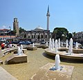 Kavajë, Albania – Main Square 2017 03.jpg