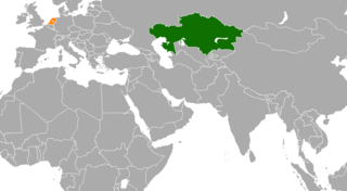 Kazakhstan–Netherlands relations Diplomatic relations between the Republic of Kazakhstan and the Kingdom of the Netherlands