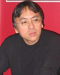 Kazuo Ishiguro i Kraków, Polen, oktober 2005.