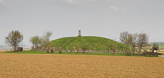 Burial chamber and museum