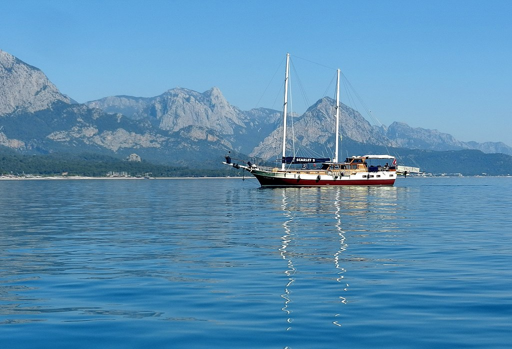 Sehenswürdigkeiten in der Türkei Kemer - panoramio (67)