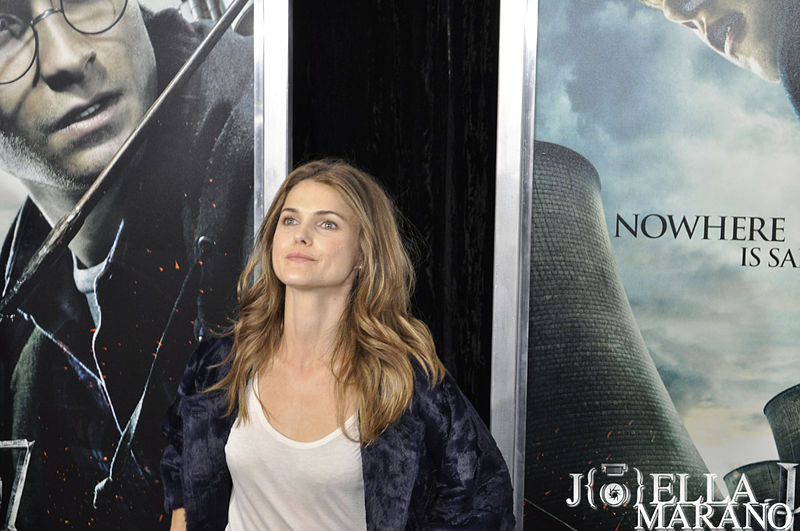 Keri Russell -References