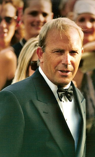 Kevin Costner - Costner at the 2003 Cannes Film Festival