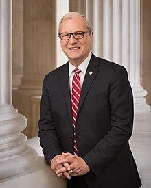 Kevin Cramer, official portrait, 116th congress 2.jpg