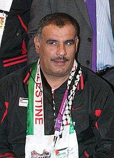 Jamis Zaqut Paralympics athelet